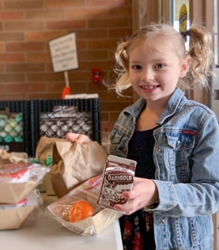 School lunches: Marion Polk Food Share
